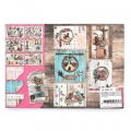 Paper Design Mix and Match for Scrapbooking - Follw Your Heart x1
