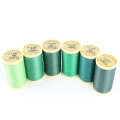 Gloving thread for patchwork from the Au Chinois brand - Houx (895) x150m