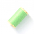 Gloving thread for patchwork from the Au Chinois brand - Light Green (808) x150m