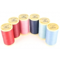 Gloving thread for patchwork from the Au Chinois brand - Bleuet (752) x150m