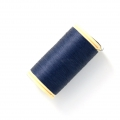 Gloving thread for patchwork from the Au Chinois brand - Navy Blue (650) x150m
