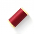 Gloving thread for patchwork from the Au Chinois brand - Garnet (535) x150m