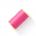 Gloving thread for patchwork from the Au Chinois brand - Fuchsia (501) x150m