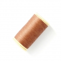Gloving thread for patchwork from the Au Chinois brand - Noisette (217) x150m