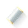 Gloving thread for patchwork from the Au Chinois brand - Gris (120) x150m