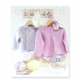 Baby pure mérino Magazine - 8 looks for baby from 0 to 6 months in FRENCH and GERMAN