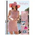 Natura Just Cotton Magazine - 15 creations  Woman, Kid, Baby FRENCH AND GERMAN