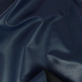 Faux leather fabric Navy Blue x10cm