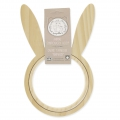 DMC wooden embroidery hoop rabbit DMC 10 cm