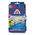 2x12 ergosft coloring pencils - STAEDTLER