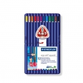 12 colored pencils Ergo soft Aquarell - STAEDTLER