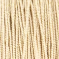 Blissino thread reel made in Italy 0,6 mm Beige Gold x50m