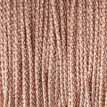 Sorrento thread reel made in Italy 0,6 mm Pink Gold x50m