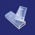 Silicone mold to make resin pendants 46 mm Rectangular