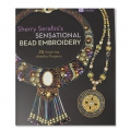 Sensational - Bead embrodery - Book in English