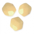 Faceted beads 4mm Ginger Pacifica x50