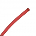 Full Plastic Cord 4 mm Red x 50 cm