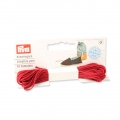Sewing thread for sneakers 1,5 mm Red x7m