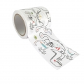 Set of adhesive tape 4.5 cm - Dinosaurs x5m