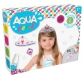 Set Aqua Pearl Aladine - crown CREA 6-9ans