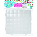 Set of 2 Set of 2 pegboards for Aqua Pearls / AquaBeads