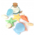 Basic molds for DIY soap creation Marine theme 6 shapes