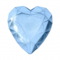 Basic mold for DIY soap creation heart Diamond