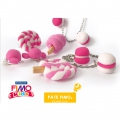 Fimo modelling kit : Gourmet Jewels to make by yourself