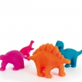 Modeling kit : 3D dinosaurs to make by yourself