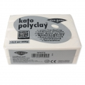 Polymer clay Kato Polyclay 354 gr White (n°509)
