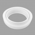 Silicone mold for resin bracelet making 72x20x8.5 mm