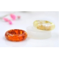 Silicone mold for resin rings making thin slick size 60