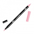 Tombow Dual Brush felt - Brush felts with a double tip Blush ABT-772