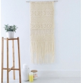 Kit macrame oversize to make a wall hanging 1 meter x1