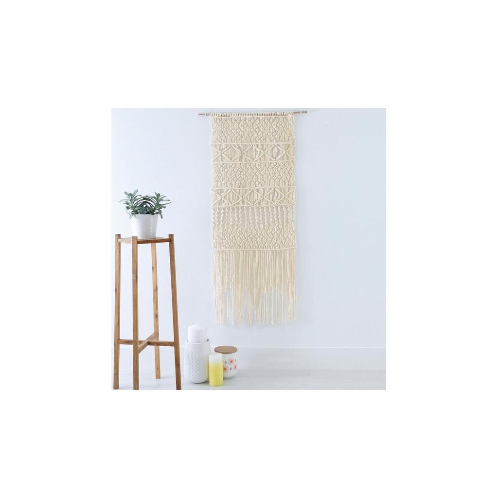 Kit Macrame Oversize To Make A Wall Hanging 1 Meter X1