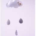 Kit DIY mini mobile cloud shape x1