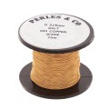 Copper wire 0.315 mm Gold x 70m