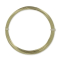 Brass Wire 0,4 mm anti tarnish x 20m