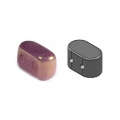 IOS® by Puca® 5,5x2,5mm Opaque Lilas Ceramic Look x10g