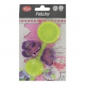 Molds and cookie cutter Viva Decor for modelling - Patchy Flower