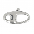 Stainless steel Lobster claw clasp 15.5mm x1