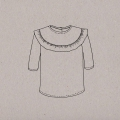 Pattern Aime Comme Marie - Aime comme Magellan Marmot - blouse for kid