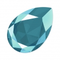 Swarovski 4327 Pear Fancy Stone 30x20mm Crystal Azure Blue x1