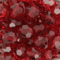 Swarovski 5000 rounds 3 mm Scarlet x20