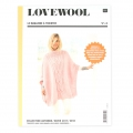 Lovewool n°5 -  knitting magazine - Fall / Winter 2017 Collection IN FRENCH