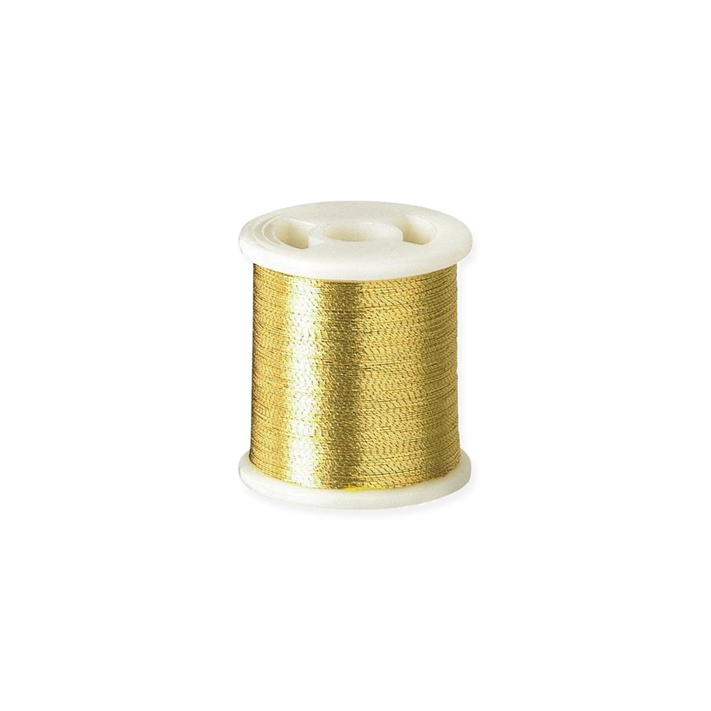 Clover Embroidery Thread For Sewing Tool Gold Tone X60m Clover