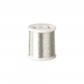 Clover Embroidery thread for sewing tool - Silver Tone x60m