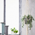 Kit DIY macrame suspension Ecru x1