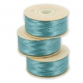 Nymo thread D 0.30 mm Turquoise 58 m x1