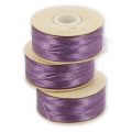 Nymo thread D 0.30 mm Lilac 58 m x1